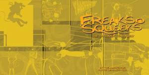 Freaks N Squeeks Book 4 cover
